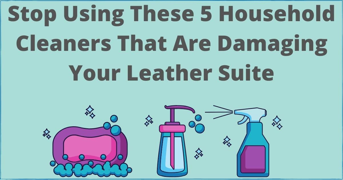 DIY Leather Cleaning